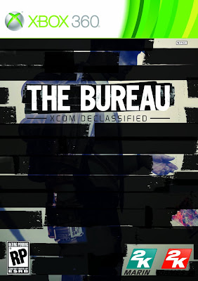 The Bureau: XCOM Declassified boxart, pre-orders now open