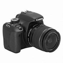 Spesifikasi dan Harga Kamera Canon EOS 600D Terbaru 2014