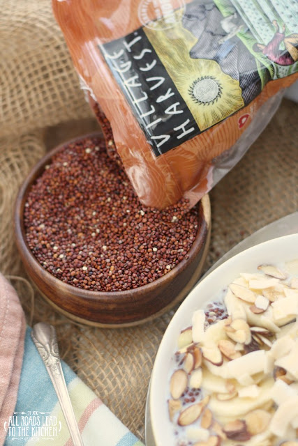Village Harvest Red Quinoa