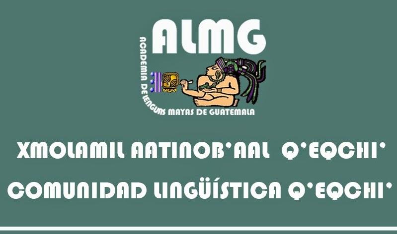 Academia de Lenguas Mayas de Guatemala ALMG