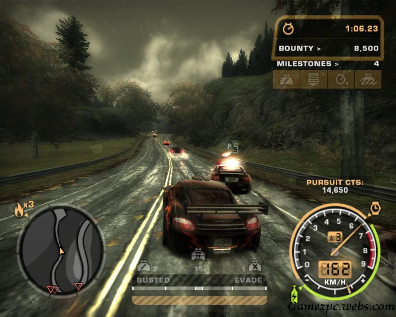 nfs most wanted crack 2012