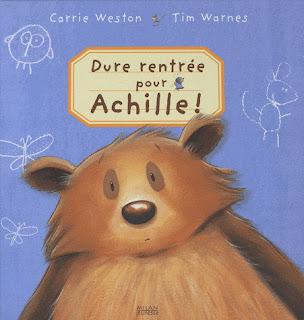 [Weston, Carrie & Warnes,Tim] Dure rentrée pour Achille !  Dure+rentre%25CC%2581e+pour+achille