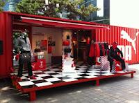 PUMA, F1, Indian Retail, Idea, Innovation, Store