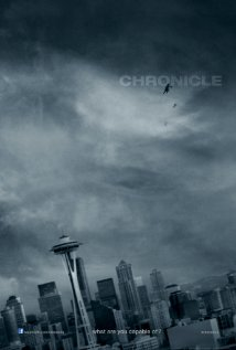 Chronicle 2012 movie poster film review