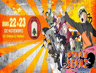 Convenção de Anime OTAKU SEKAI
