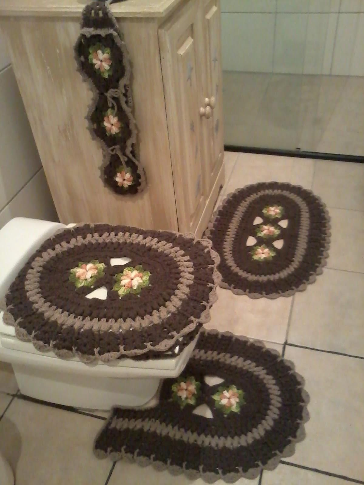 ARTE COM CARINHO #925D39 1200x1600 Banheiro Branco Com Marrom