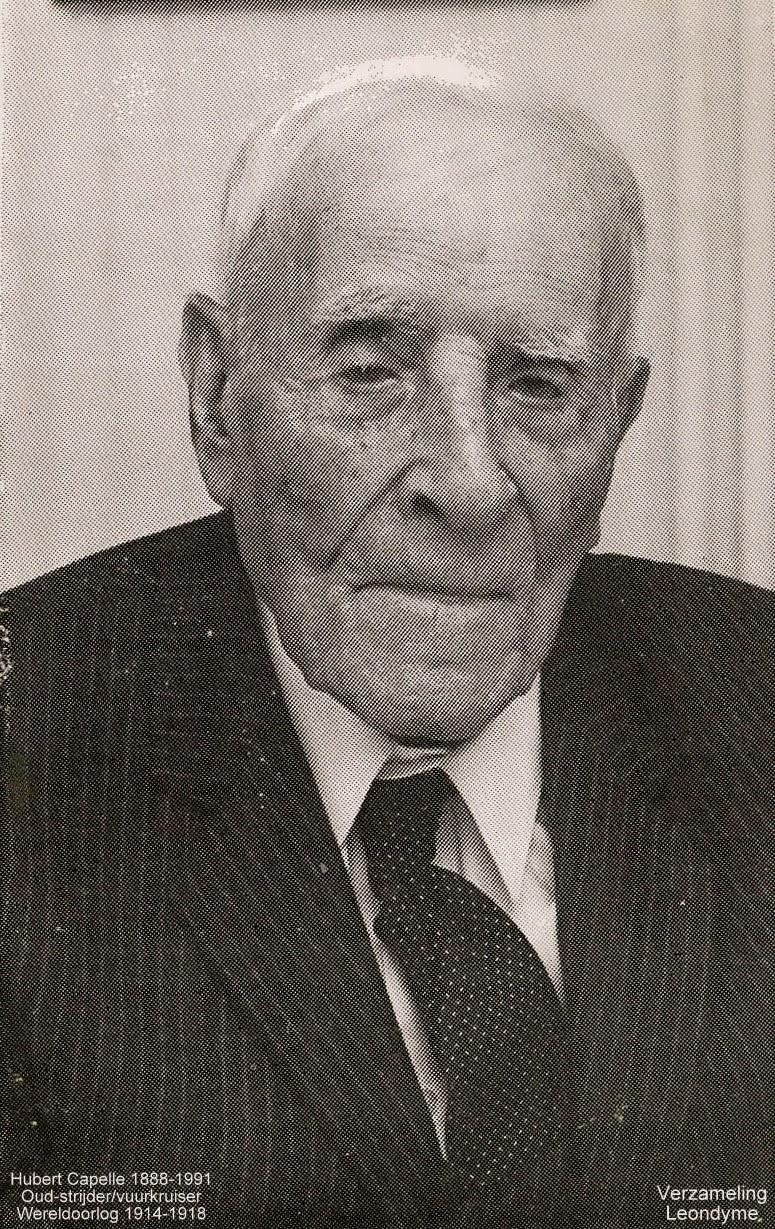 Hubert Capelle 1888-1991. Verzameling Leondyme.