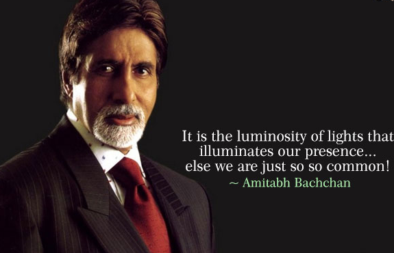 Quote by Amitabh Bachchan