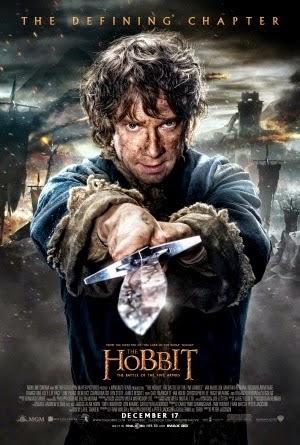O Hobbit: A Batalha dos Cinco Exércitos Dublado DVDSCR
