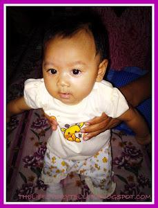 ALISYA : 3 MONTHS