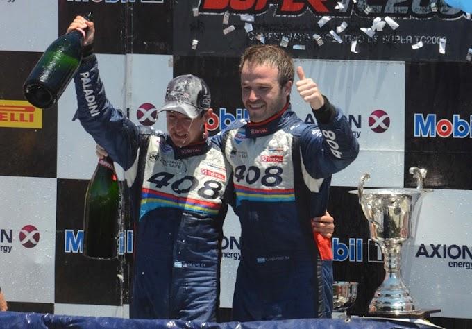 Súper TC2000: Girolami ganó en San Luis y es bicampeón