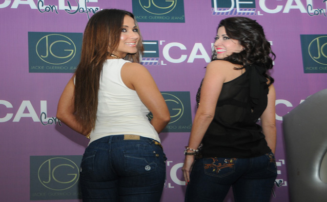 Jackie Guerrido Jeans
