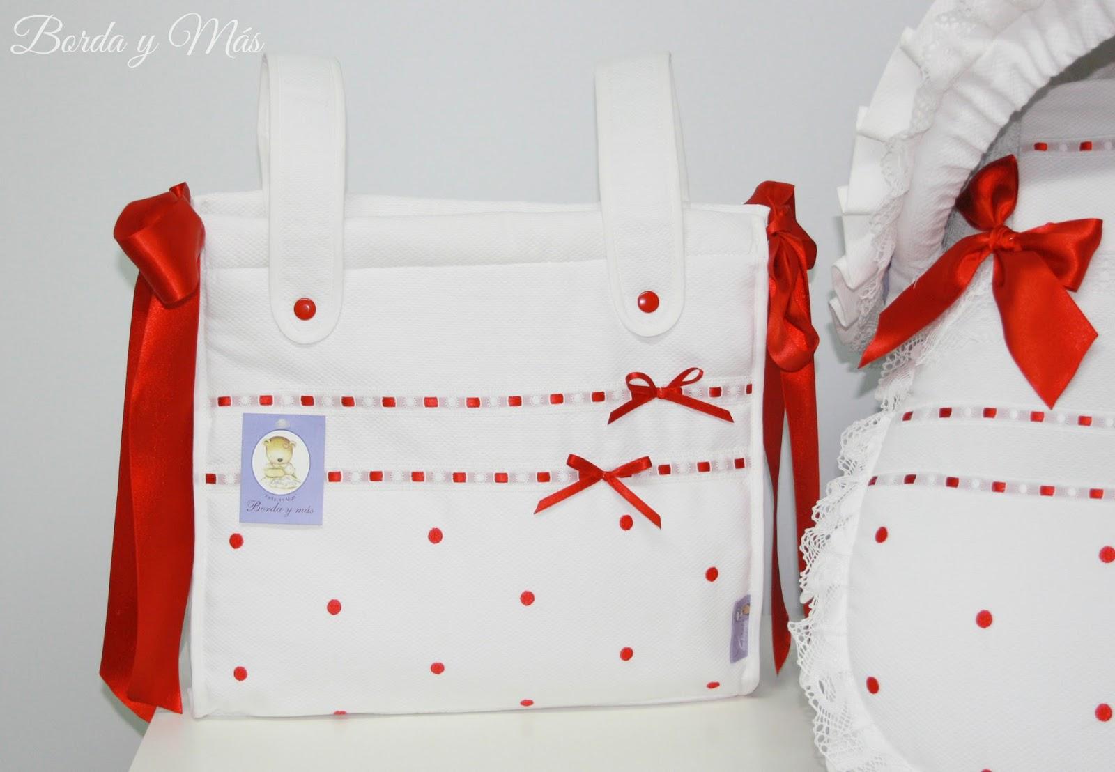 bolso carrito lencero
