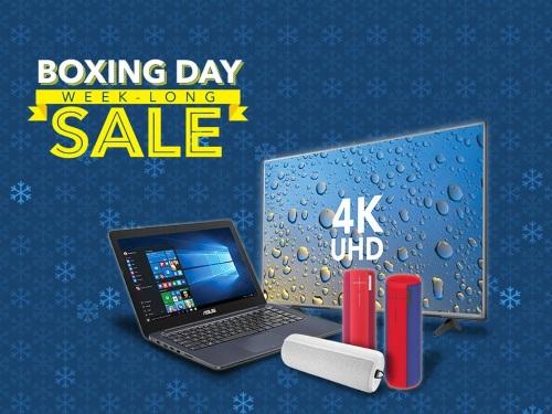 Best Buy Boxing Day Week-Long Sale