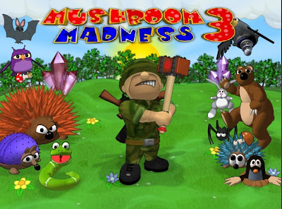 Mushroom Madness 3 walkthrough cheats.