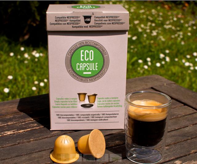 solution alternative Nespresso Eco Caspule