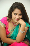 Anusha half saree photos gallery-thumbnail-17