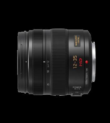 Fotografia del Panasonic Lumix G X Vario 12-35mm F2.8
