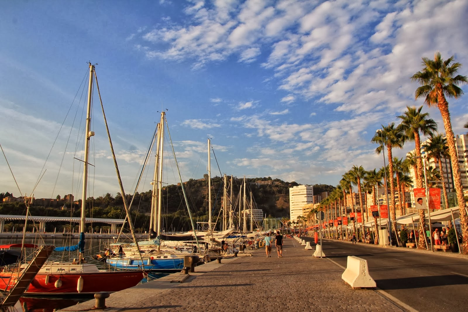 Port w Maladze