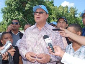 CAASD entrega al Gobierno Plan de Contingencia contra la sequía