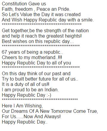 Help on essay republic day in kannada