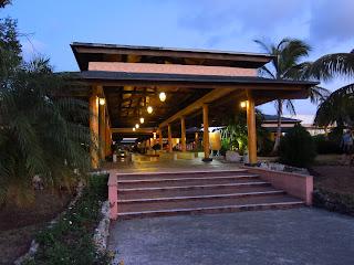 Playa Pesquero Cuba open building