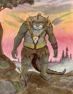 Thundercats 2011 Characters on Daily Characters  Thundercats Bonus   Slithe