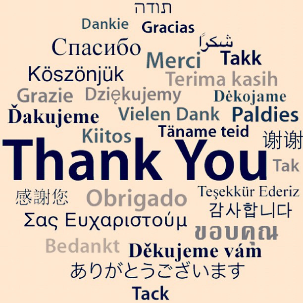 how to say thank you in bahasa