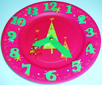 http://learningideasgradesk-8.blogspot.com/2012/12/christmas-time-fun-paper-plate-clocks.html