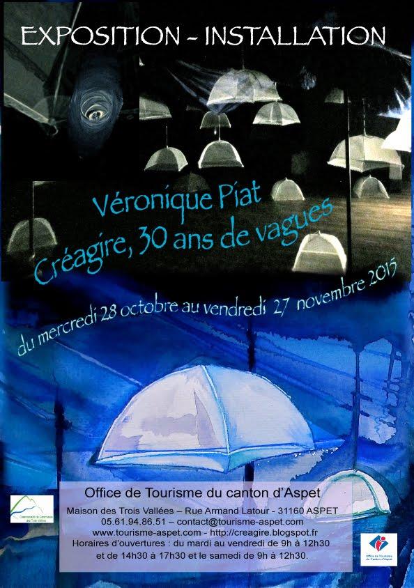 expo de Véronique Piat