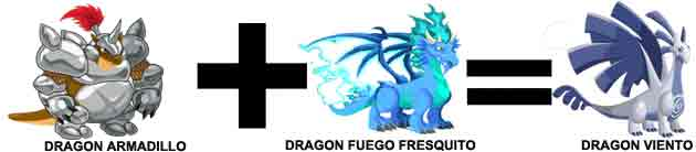 Dragon Viento | Amigos Para Dragon City