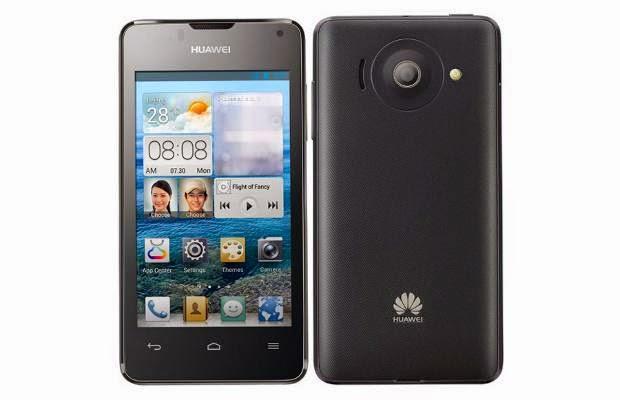 Harga dan Spesifikasi Huawei Ascend Y300