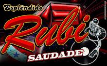 AGENDA RUBI SAUDADE DIGITAL COM DJ BETINHO SAUDADE E MAURO CLASSE'A'