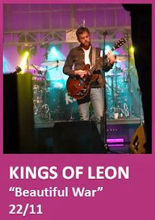 Lançamento: Banda Kings of Leon lança novo videoclipe no seu canal VEVO