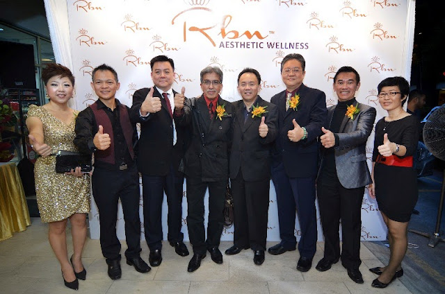 RBN Aesthetic Wellness, First Bird's Nest Wellness Centre, beauty, wellnes centre, bird's nest, opening ceremony