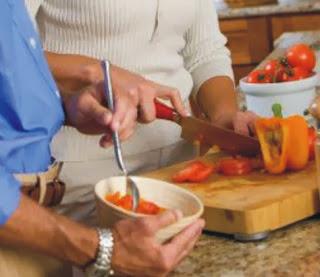 Tehnik memasak menu sehat untuk makanan diet