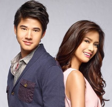 Mario Maurer and Erich Gonzales - Suddenly It's Magic