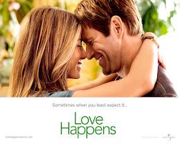 LOVE HAPPENS wallpaper 1