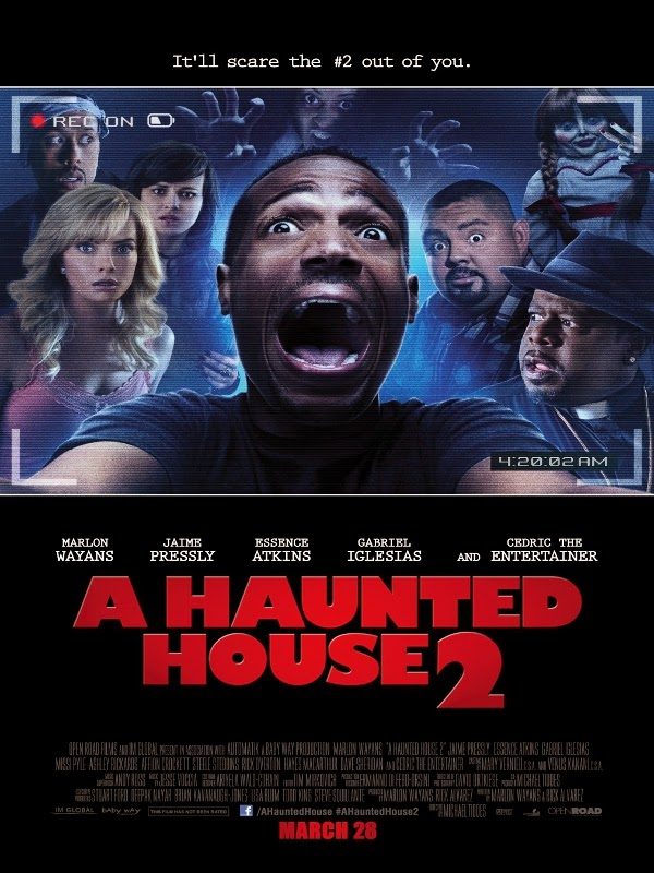 Regarder A Haunted House 2 en streaming