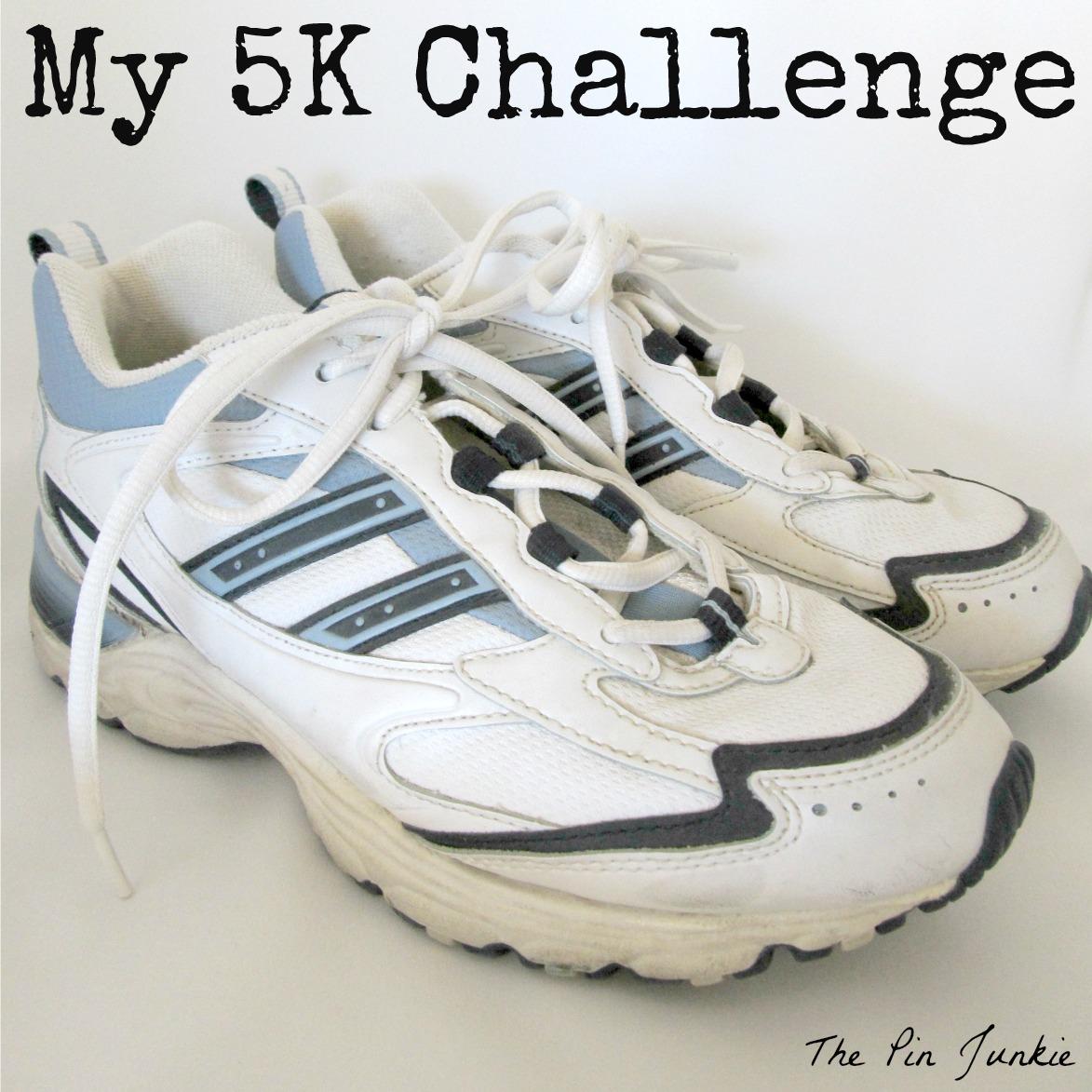 my 5k challenge