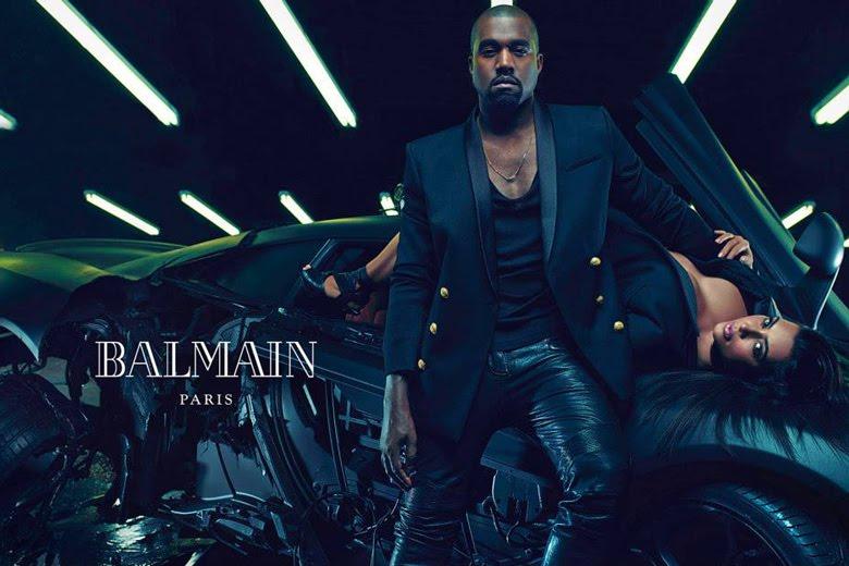 BALMAIN.
