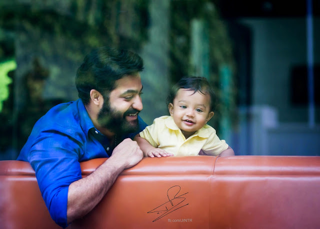 JR NTR Son Abhay Ram Photos | Hd Stills | Abhay Ram Images