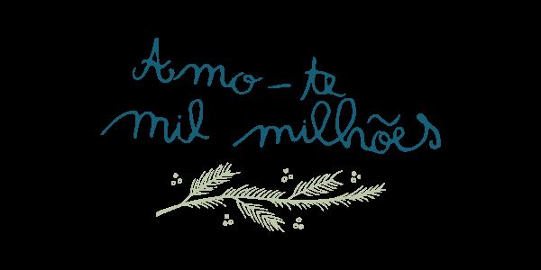 amo-te mil milhões