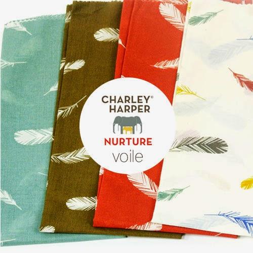 Charley Harper Nurture | Voile