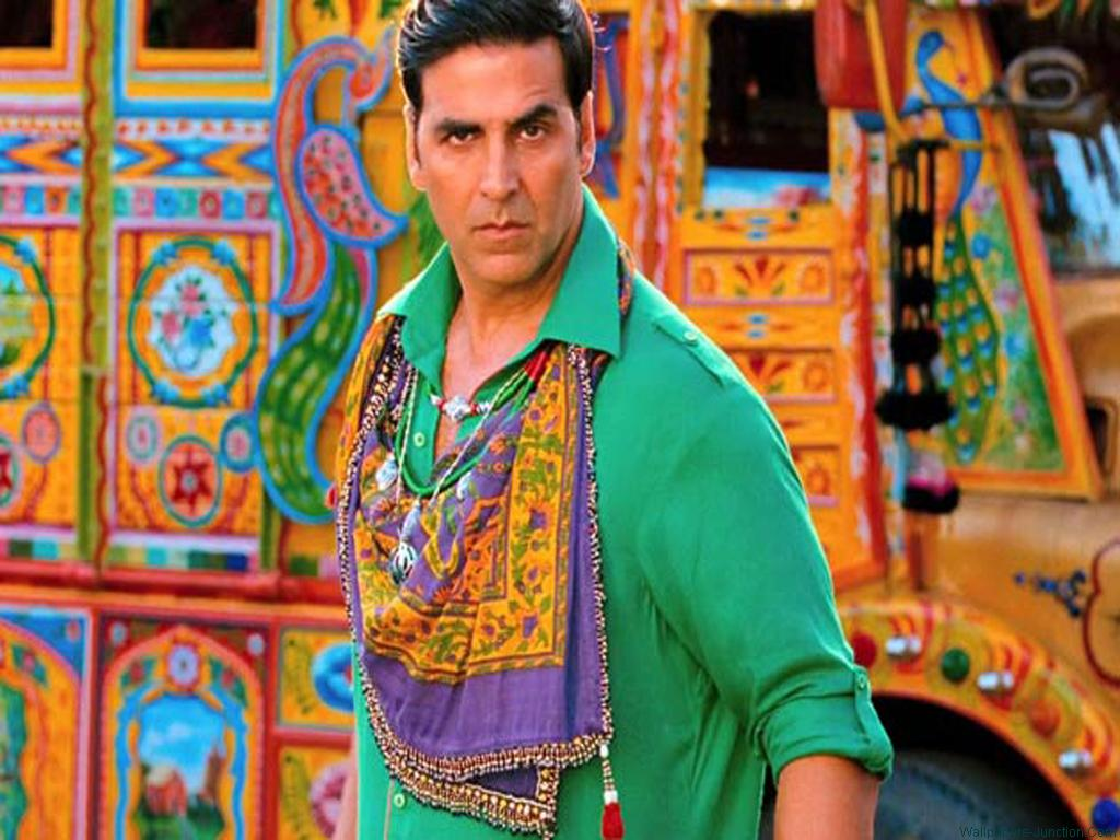 Akshay Kumar In Khiladi 786 2012 Wallpapers