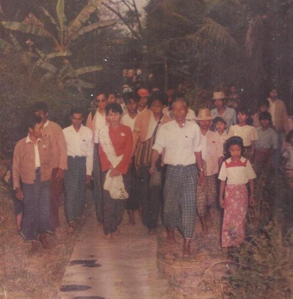 အုန္းႏုိင္ – ၁၉၉၁ ေဒၚေအာင္ဆန္းစုၾကည္အား အမ်ဳိးသားဒီမိုကေရစီအဖြဲ႕ခ်ဳပ္မွ ထုတ္ပယ္ျခင္း (၂)