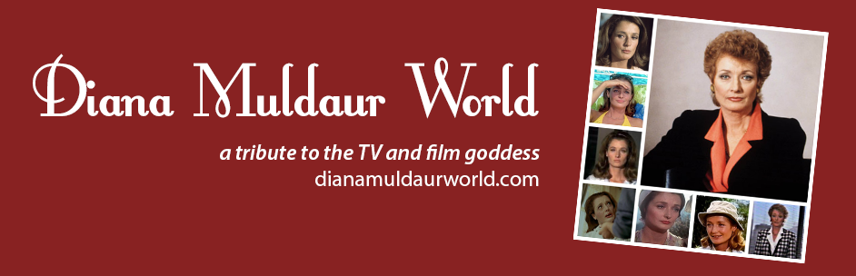 DIANA MULDAUR WORLD