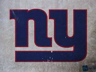 New York Giants NY Logo Design HD Wallpaper