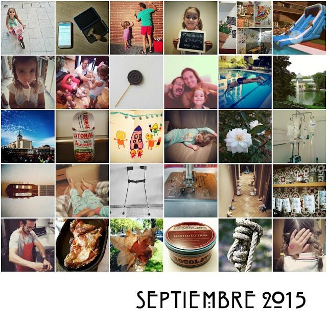 Proyecto 365 días: septiembre en fotos