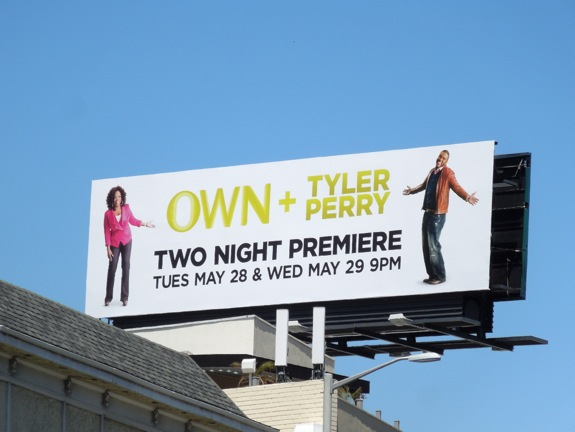 Oprah Own Tyler Perry billboard